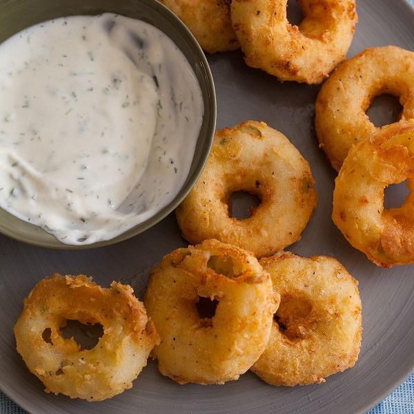 potato rings