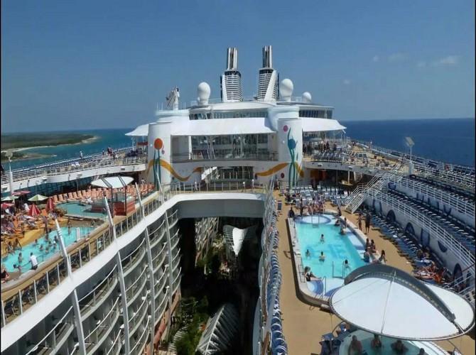 Whatu0026#39;s The Largest Cruise Ship | Detland.com
