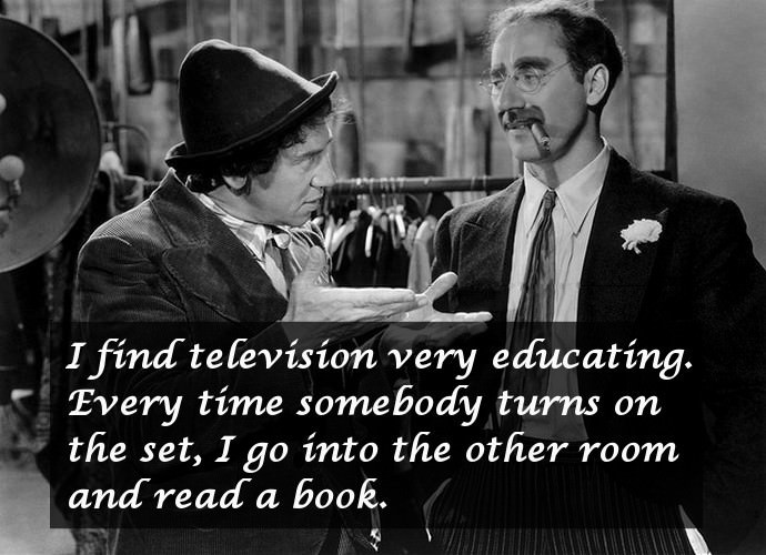 Israel Book Review Groucho Marx The Comedy Of Existence