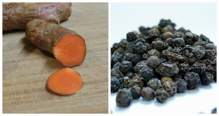 Turmeric Black Pepper