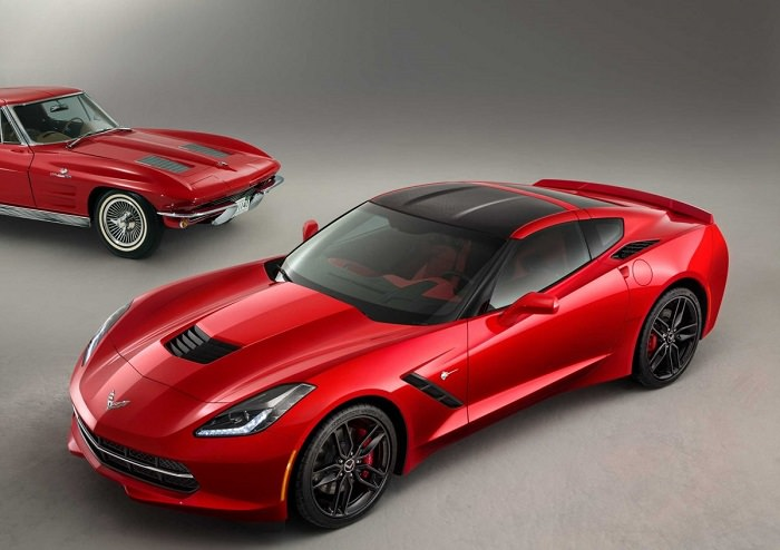 Corvette Chevrolet Stingray