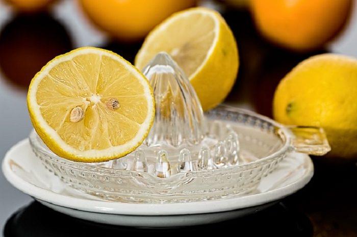 lemon for age spots