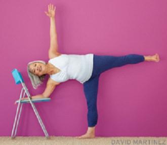 Yoga for the bones