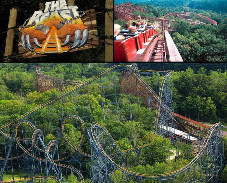 Rollercoasters photos