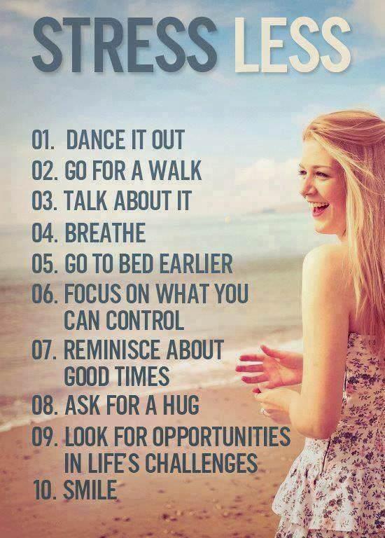 stress health tip