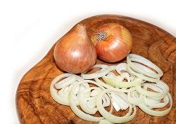 Onions on board