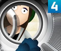 lavadoras consumo agua
