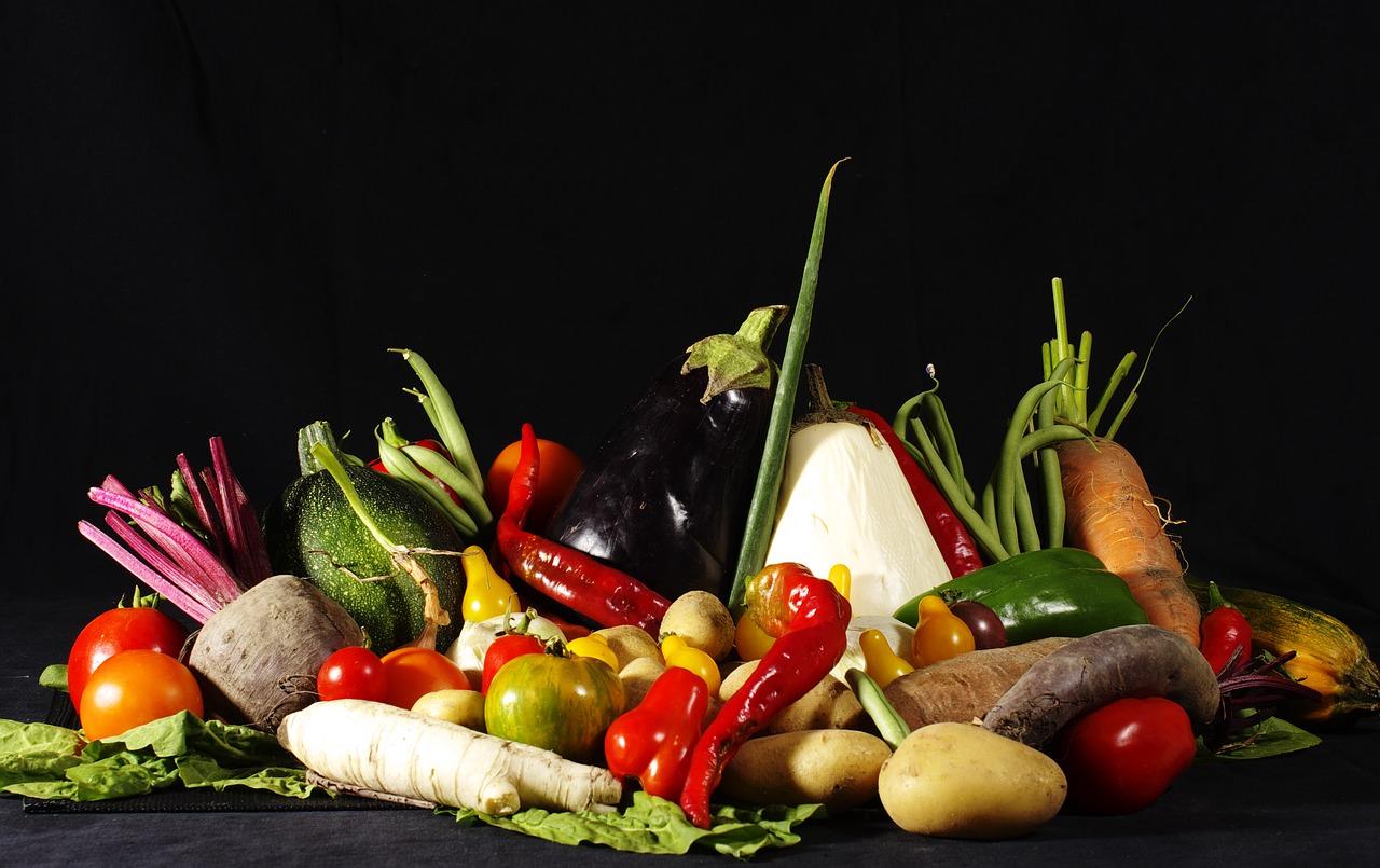 verduras  dieta alcalina