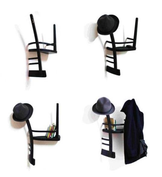reciclar sillas