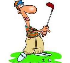 golf, joke