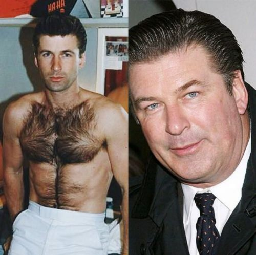 before and after Alec Baldwin
