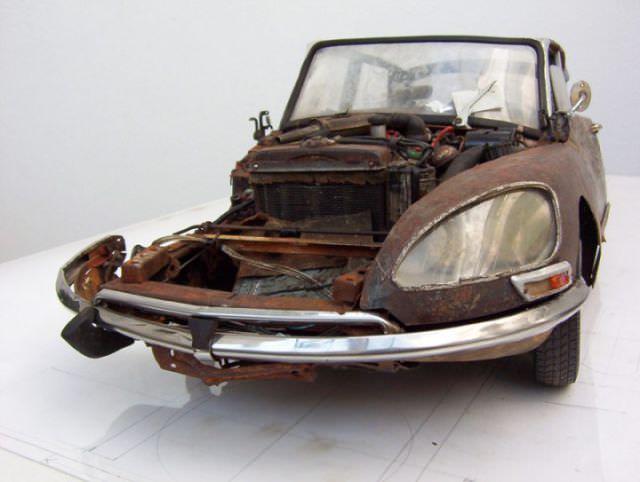 garbage car models