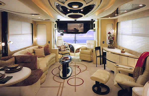The Most Luxurious Trailer You'll Ever See!