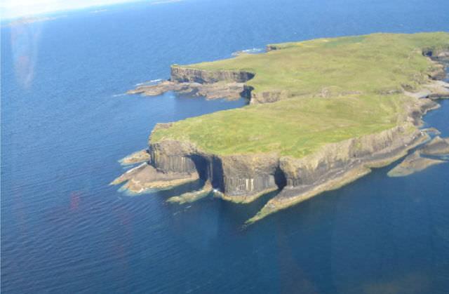 pillar island