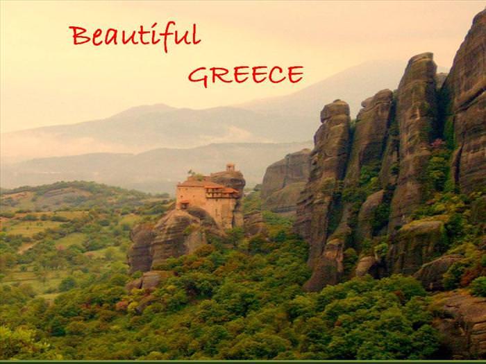 Greece nature photos