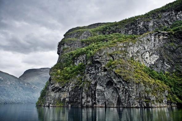 Scandinavia landscape