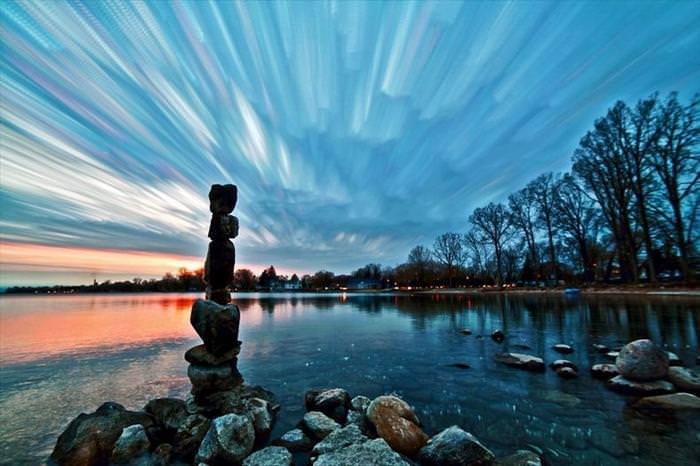 Matt Moloy sky photos