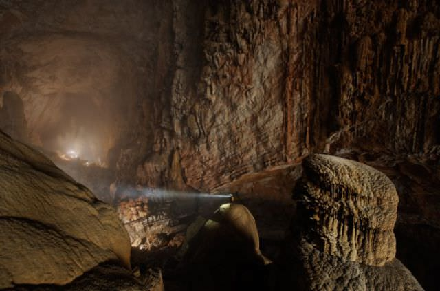 biggest cave