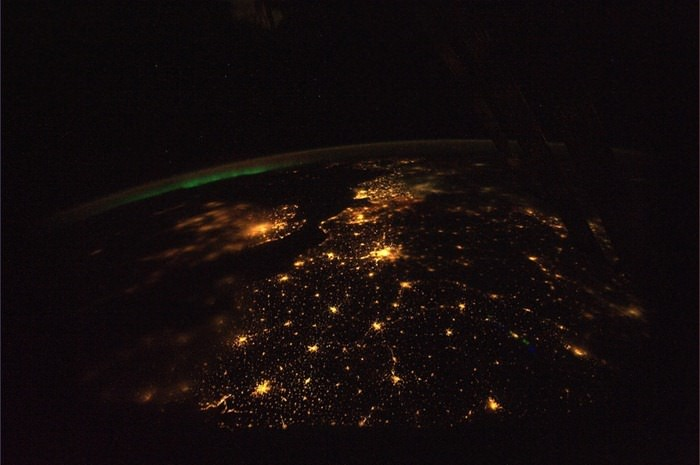 photos from space