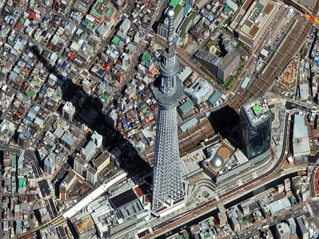 aerial photos 2012