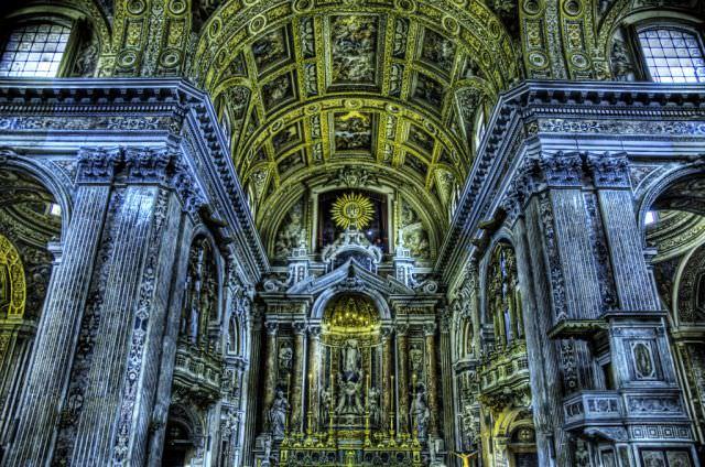 italian churches