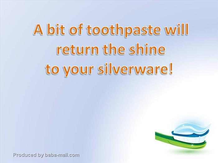 The Uses of Toothpaste You Never Knew About!