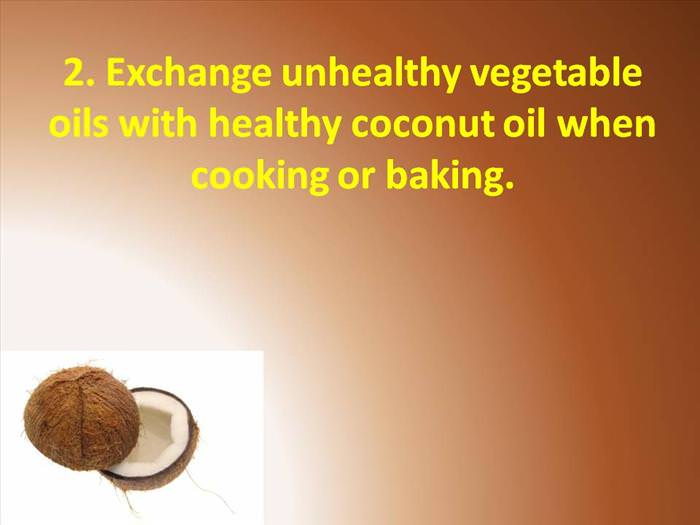 15 Important and Healthy Uses for Coconut Oil!