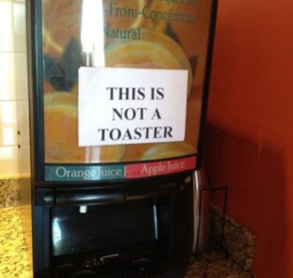 funny signs