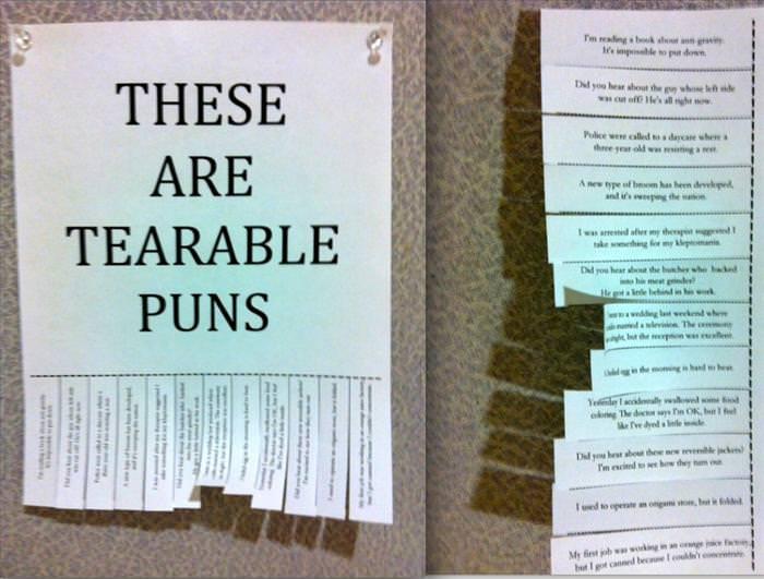 terrible puns