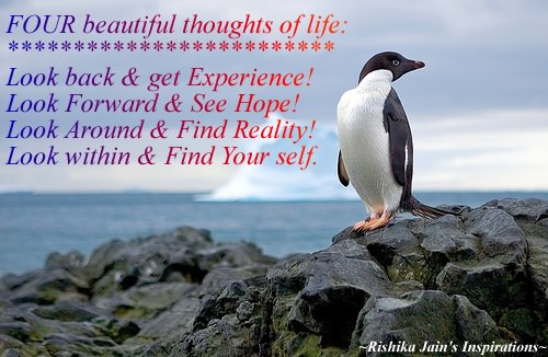 Some powerful thoughts about a beautiful life | Spirituality
