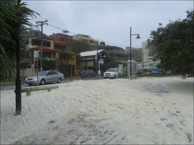 australia foam