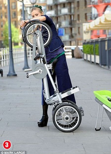 stroller bicycle