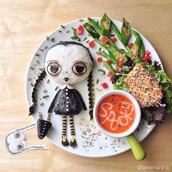 creative mommy meals
