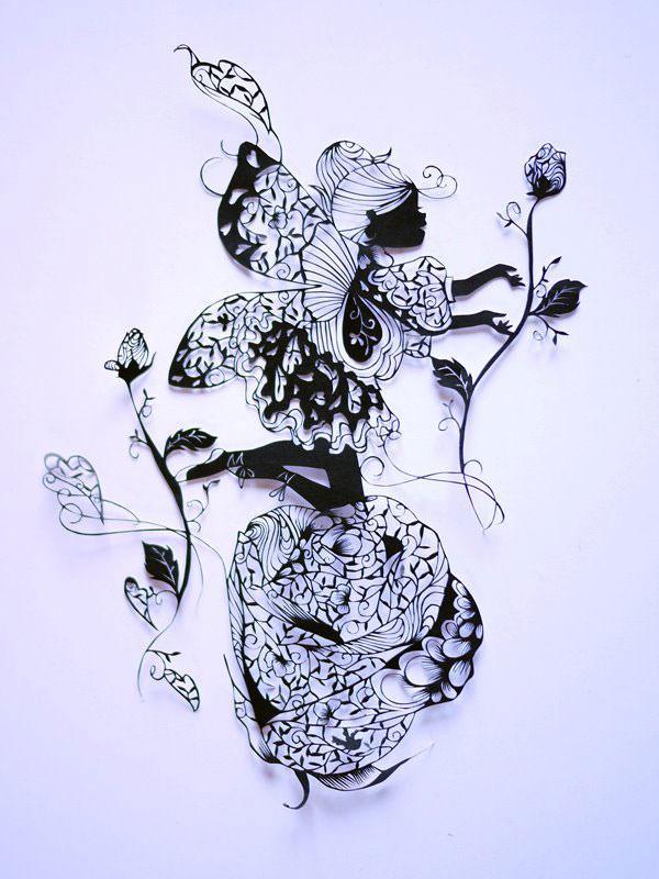 scissor art