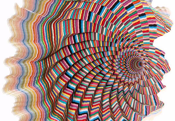 stunning paper art
