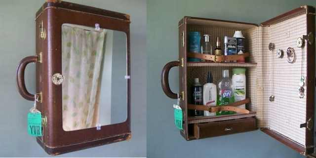 repurposed items