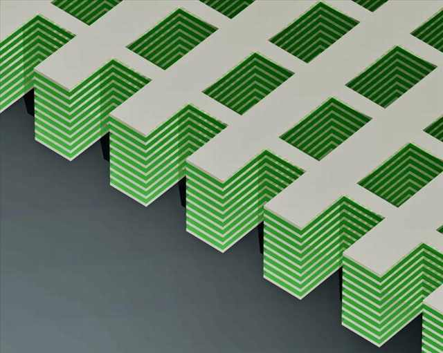 futuristic materials