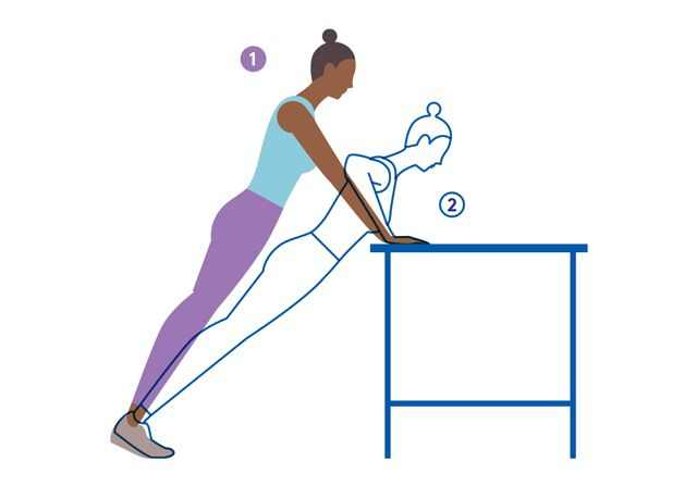 easy home exercises