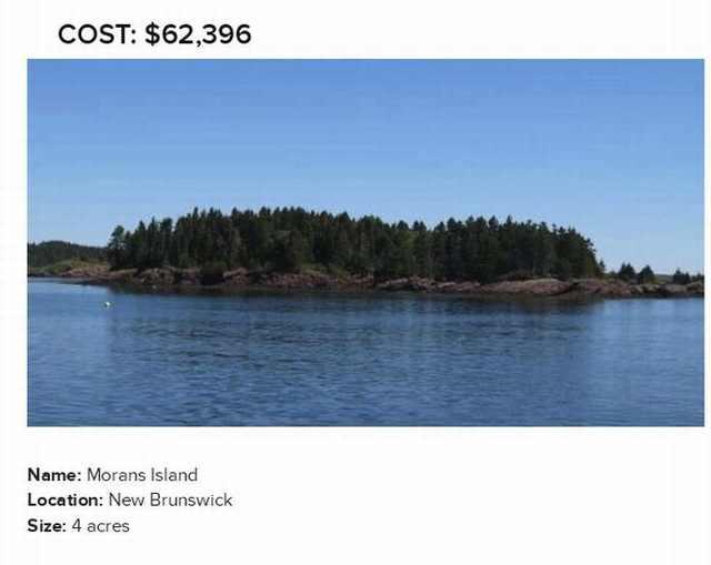 cheap private islands