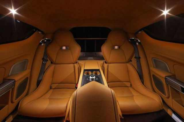 What Does The Interior Of A Super Car Look Like Wheels Air