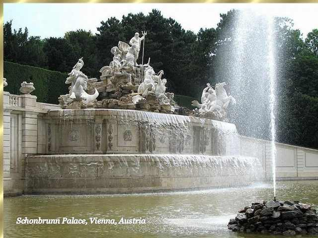 Gorgeous Fountains from Around the World