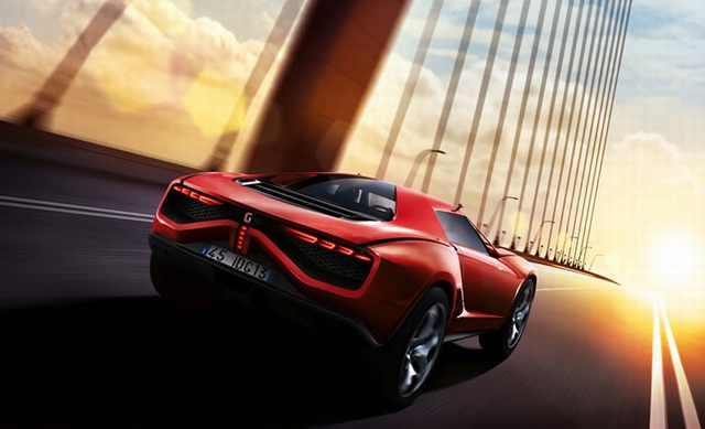 high performance cars
