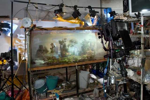 beautiful diorama photography