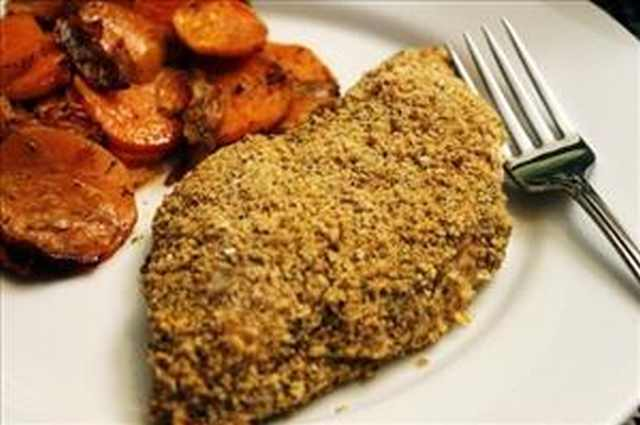 oat chicken