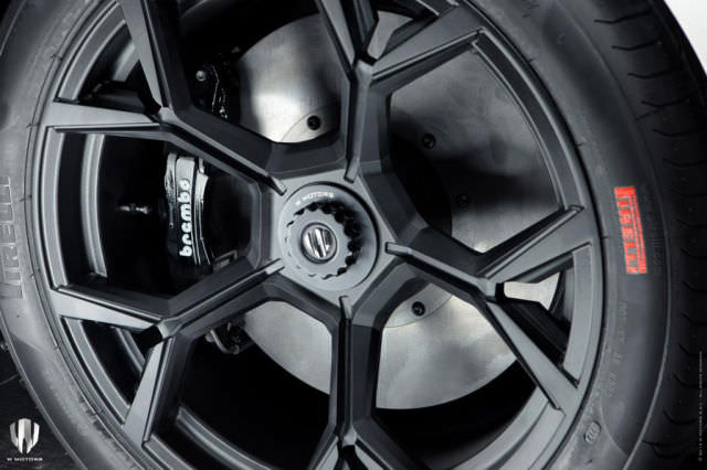 The World S Most Expensive Car Wheels Air Water Babamail