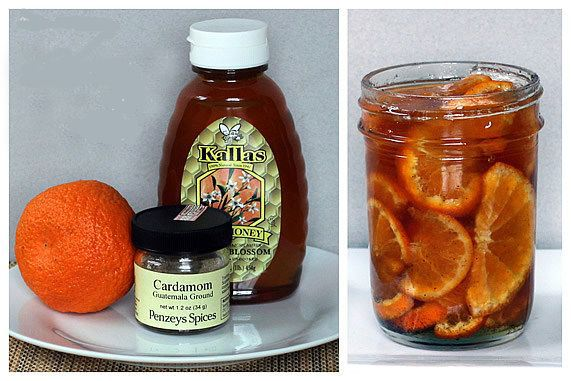 home natural cold remedy