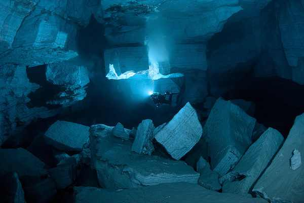 Ordinskaya Cave