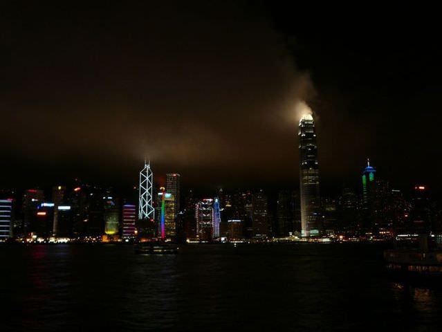 night time photos