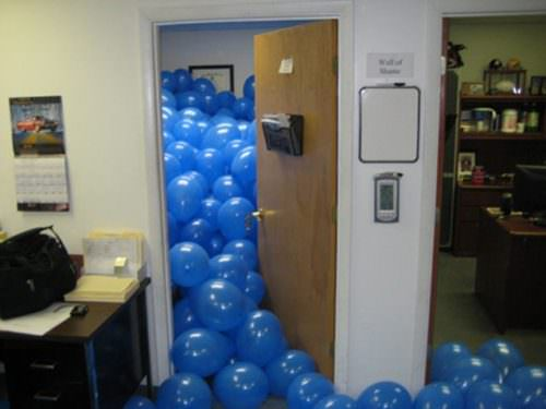 funny office and home prank