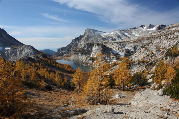 travel alpine lakes